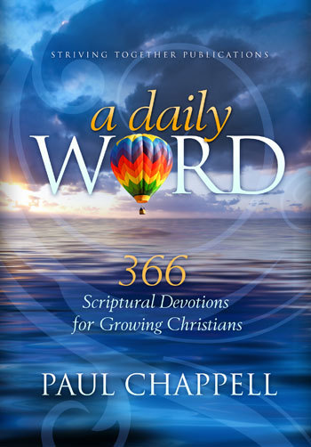A Daily Word (Yearly Devotional)
