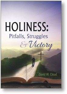 Holiness-Pitfalls, Struggles and Victory